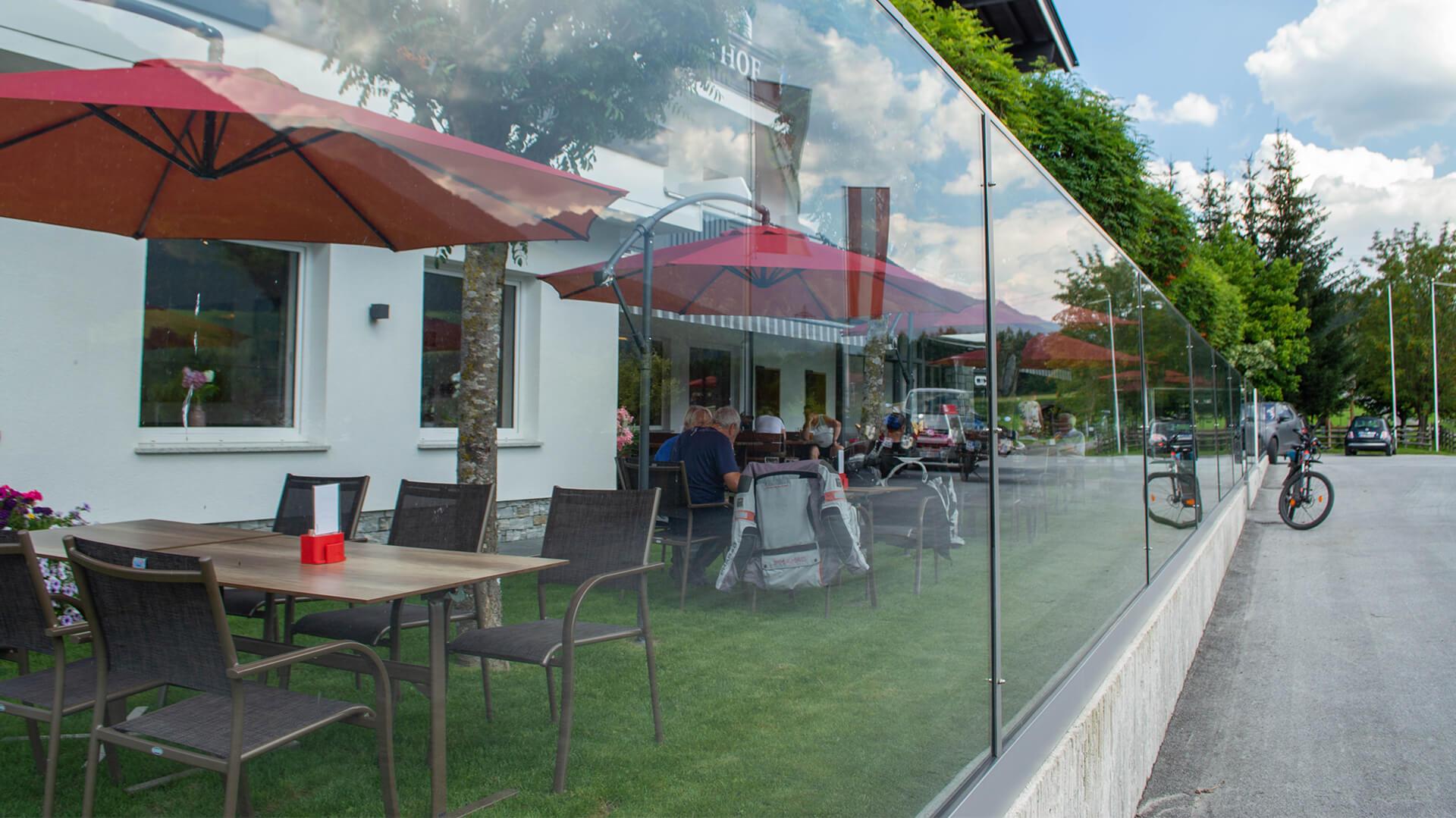 Vendedigerblick-Garten-Neukirchen-am-Grossvenediger-Hotel-appartements-Restaurant
